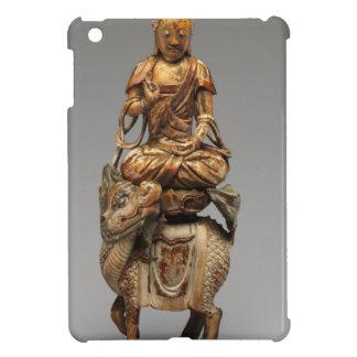 Buddha Shakyamuni mit begleitenden Bodhisattvas iPad Mini Hülle