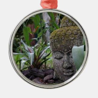 Buddha Silbernes Ornament