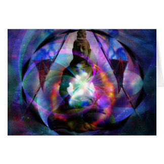 Buddha-Stern-Tor Karte