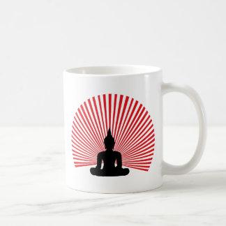 Buddha tha kaffeetasse