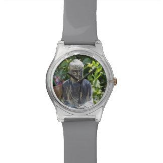 Buddha-Zahl Armbanduhr