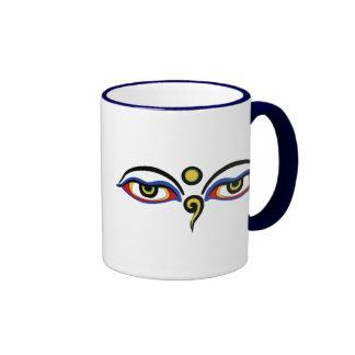 Buddhas Augen Teehaferl