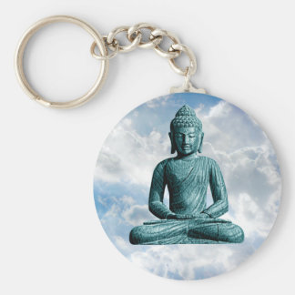 Buddhas Schlüsselkette allein - Schlüsselanhänger