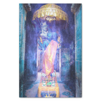 Buddhaverse Seidenpapier