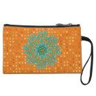 Buddhismus-OM (Om) Mandala-Handtasche Kleine Clutch