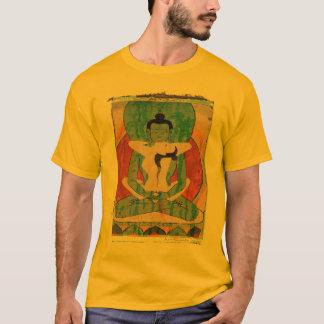 Buddhismusmalerei in Kathmandu T-Shirt