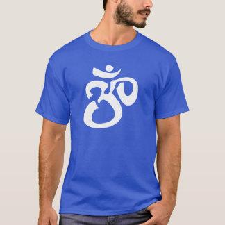 Buddhist-u. Zeitalter-kalligraphisches OM-Symbol T-Shirt