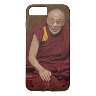 Buddhistische Buddhismus-Meditation Yog Dalai iPhone 8 Plus/7 Plus Hülle