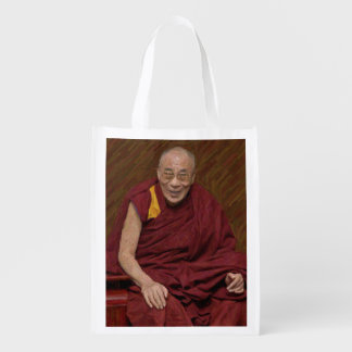 Buddhistische Buddhismus-Meditation Yog Dalai Wiederverwendbare Einkaufstasche