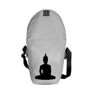 Buddhistische Rickshaw-Bote-Tasche Kuriertaschen