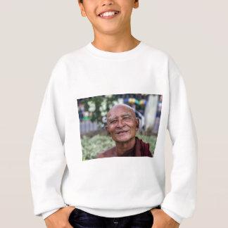 Buddhistischer Mönch Sweatshirt