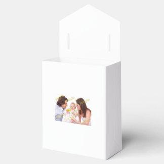 Budget-spezielle Familien-Foto-Schablone Geschenkschachtel