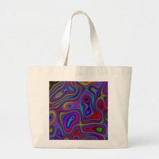 Budgettasche mit Cheche Kunstentwurf Einkaufstasche