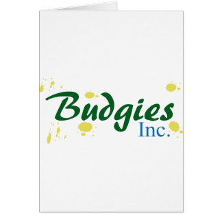 Budgies Inc. Karte