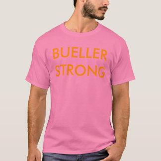 Bueller stark, das t der Männer, Rosa und Gelb T-Shirt