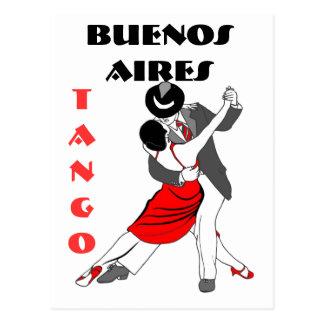 Buenos- AiresTango Postkarte