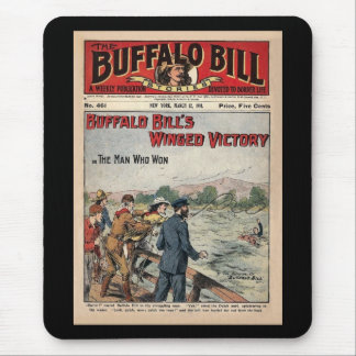 Buffalo Bill-Geschichten - 1910 - Winged Sieg Mousepad
