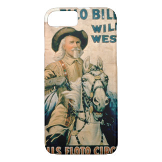 """Buffalo Bills wilder Westen"", Verkäufe Floto iPhone 8/7 Hülle"