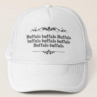 Büffel-Büffel-Satz Truckerkappe