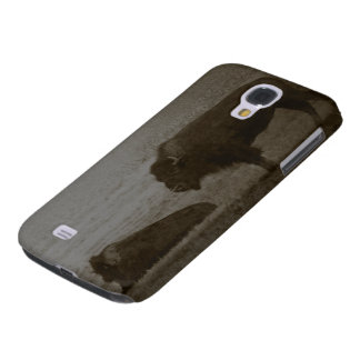 Büffel-Geschenke und Grüße Galaxy S4 Hülle