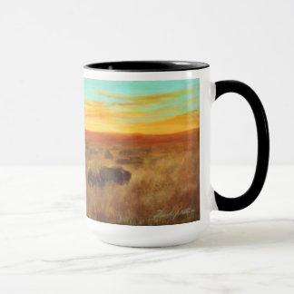 Büffel-Kaffee-Tasse (Cibilo) Tasse