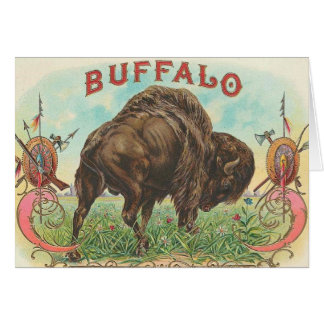 Büffel Karte