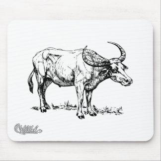Büffel Mousepad