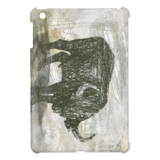 Büffel Stier Hüllen Für iPad Mini