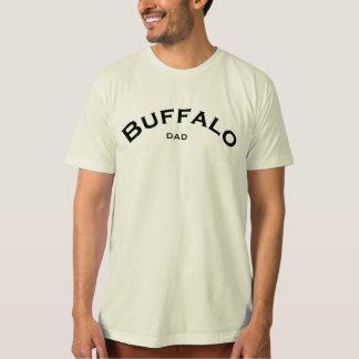 Büffel-Vati-Logo T-Shirt