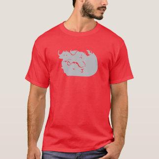 Büffelleder T-Shirt