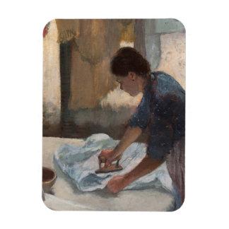 Bügelnde Frau Edgar Degass |, c.1876-87 Magnet