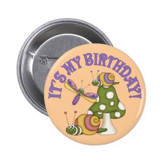 Buggylicious Geburtstag Buttons
