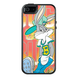BUGS BUNNY ™ coole Schulausstattung OtterBox iPhone 5/5s/SE Hülle
