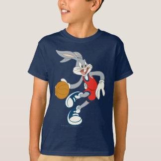 BUGS BUNNY ™, das durch den Wettbewerb tröpfelt T-Shirt