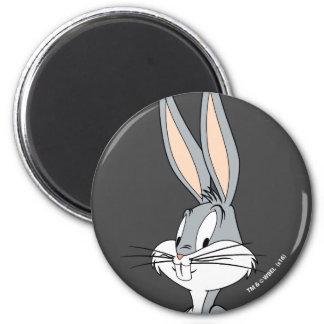 BUGS BUNNY ™ | Hände auf Hüften Runder Magnet 5,7 Cm