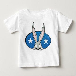 BUGS BUNNY ™ hat Abzeichen in der Hauptrolle Baby T-shirt