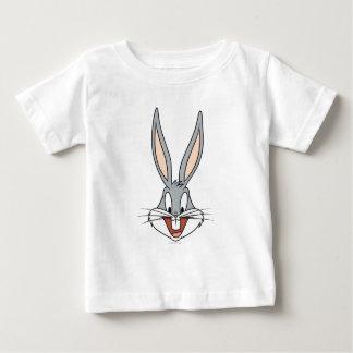 BUGS BUNNY ™ lächelndes Gesicht Baby T-shirt
