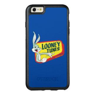 BUGS BUNNY ™ LOONEY TUNES™ Retro Flecken OtterBox iPhone 6/6s Plus Hülle