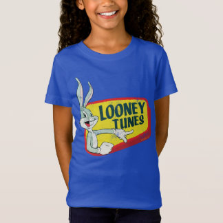 BUGS BUNNY ™ LOONEY TUNES™ Retro Flecken T-Shirt