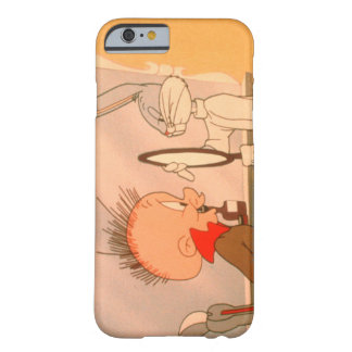 BUGS BUNNY ™ und ELMER FUDD™ 2 Barely There iPhone 6 Hülle