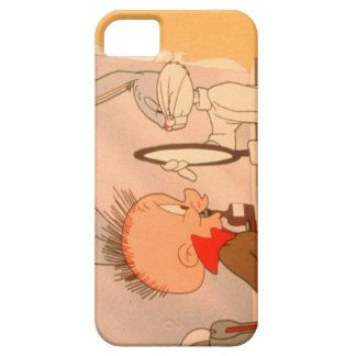Bugs Bunny und Elmer Fudd 2 iPhone 5 Hülle