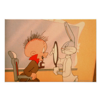 Bugs Bunny und Elmer Fudd 2 Plakate