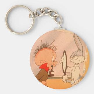 Bugs Bunny und Elmer Fudd 2 Schlüsselbänder