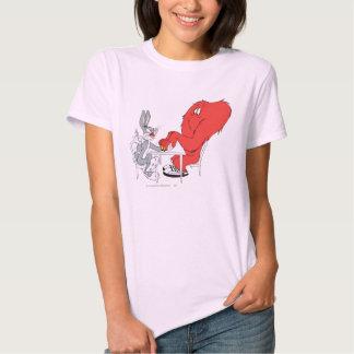 BUGS BUNNY ™ und Gaze 2 Tshirts