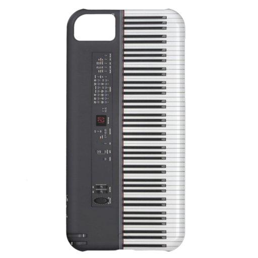 Bühne-Klavier iPhone 5C Hüllen
