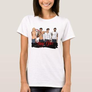 Bühne-Tauchen-Kunst-T - Shirt