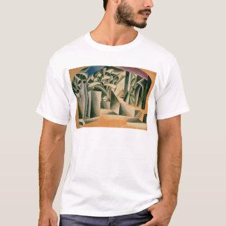 Bühneentwurf für William Shakespeare Spiel T-Shirt