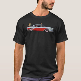 Buick-Jahrhundert 1957 Riviera T-Shirt