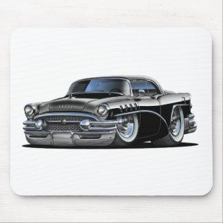 Buick-Jahrhundert-Schwarz-Auto Mauspad
