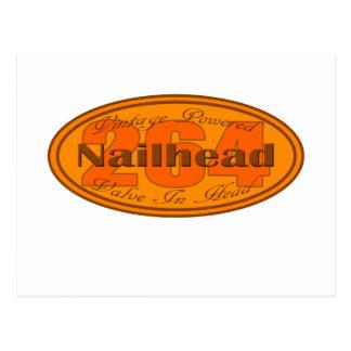 Buick nailhead 264 postkarte